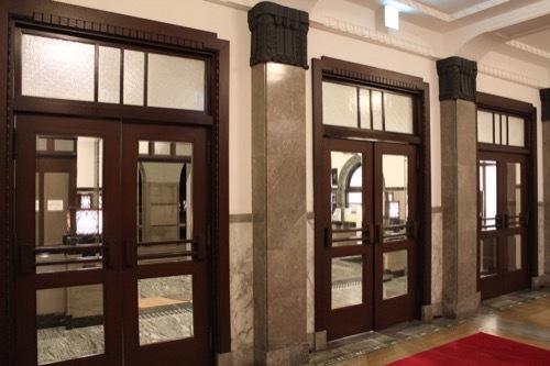 0278:しいのき迎賓館 玄関③