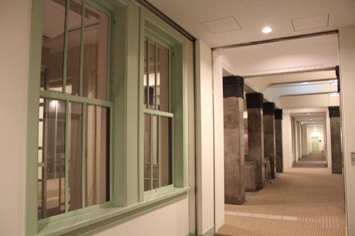 0278:しいのき迎賓館 南側廊下