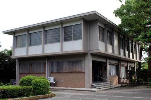 0279:県立伝統産業工芸館 能楽堂別館