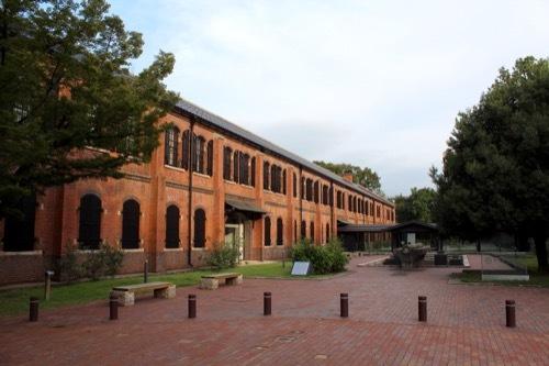 0280:石川県立歴史博物館 西側入口