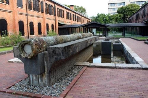 0280:石川県立歴史博物館 復元された辰巳用水
