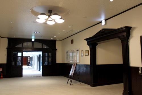 0280:石川県立歴史博物館 ロビー廊下