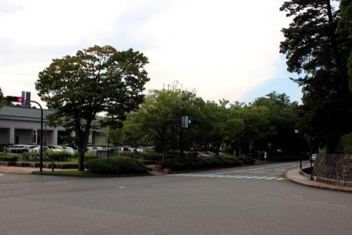 0280:石川県立歴史博物館 出羽町交差点