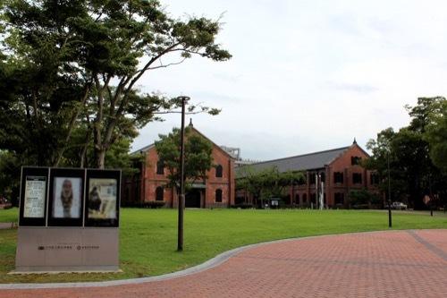 0280:石川県立歴史博物館 北広場から