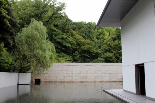 0281:鈴木大拙館 水鏡の庭①