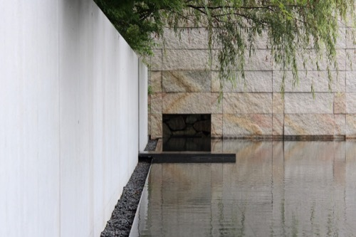 0281:鈴木大拙館 水鏡の庭②