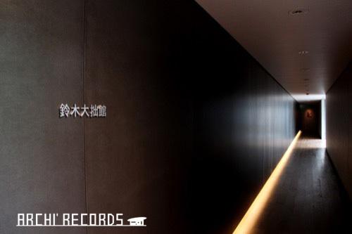 0281:鈴木大拙館 内部廊下①