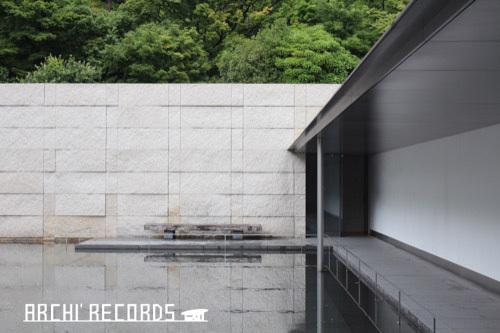 0281:鈴木大拙館 外部廊下①
