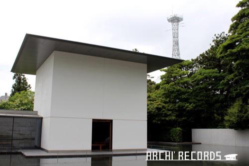 0281:鈴木大拙館 外部廊下②