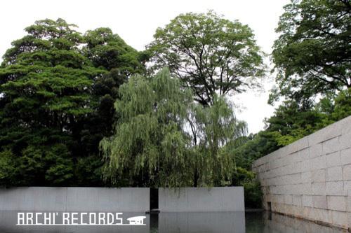 0281:鈴木大拙館 外部廊下③
