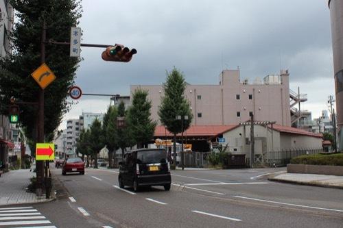 0281:鈴木大拙館 本多町交差点