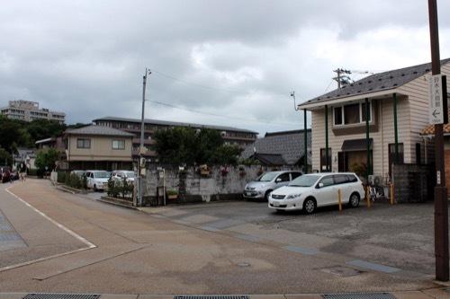 0281:鈴木大拙館 道のり