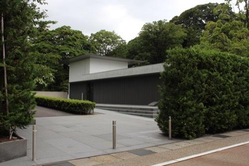 0281:鈴木大拙館 入口