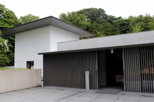 0281:鈴木大拙館 アプローチ②