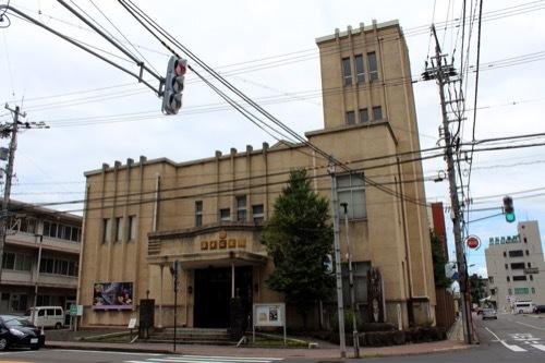 0282:武生公会堂記念館 正面外観