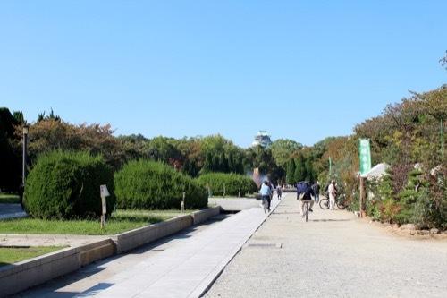 0283:ミライザ大阪城 大阪城公園①
