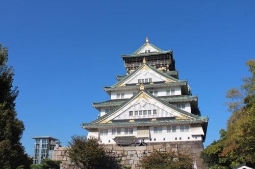 0283:ミライザ大阪城 大阪城天守