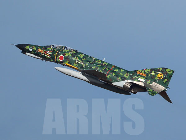F-4 ファントム スペマ 岐阜基地