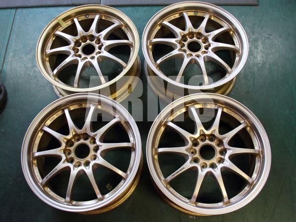 RAYS CE28 ゴールド