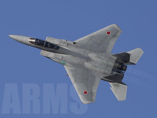 岐阜基地 航空祭 2017 予行 F-15