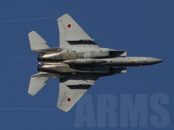 岐阜基地 予行 2017 F15