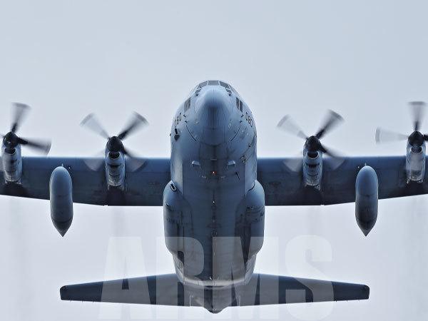 岐阜基地 航空祭 2017 C-130
