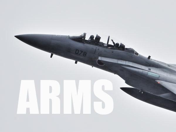 岐阜基地航空祭2017 F-15DJ