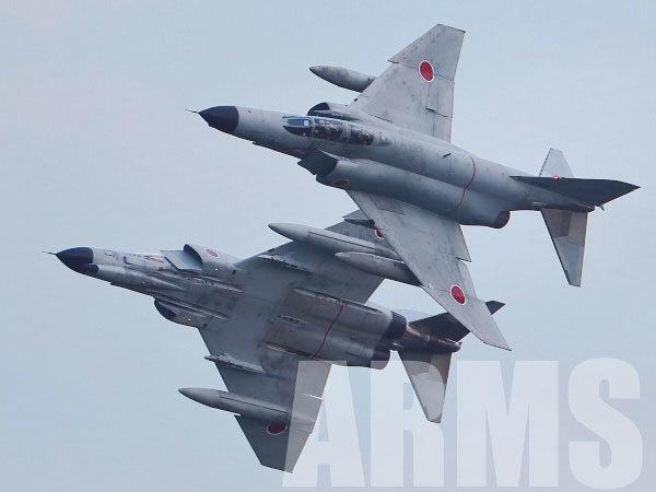 TACディパーチャー F-4