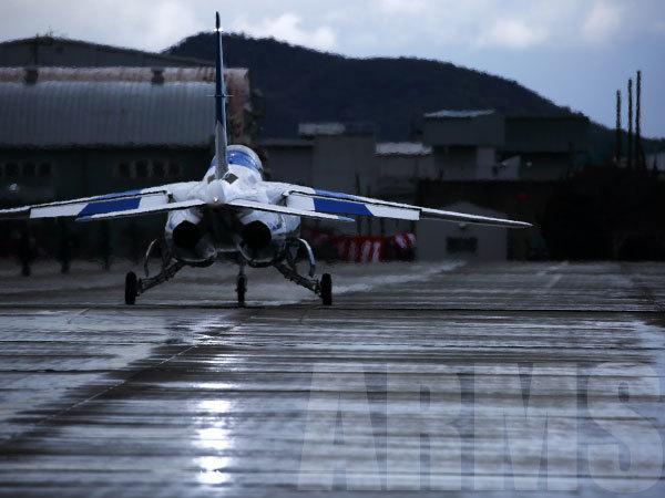 岐阜基地 航空祭 2017 ブルーインパルス 帰投