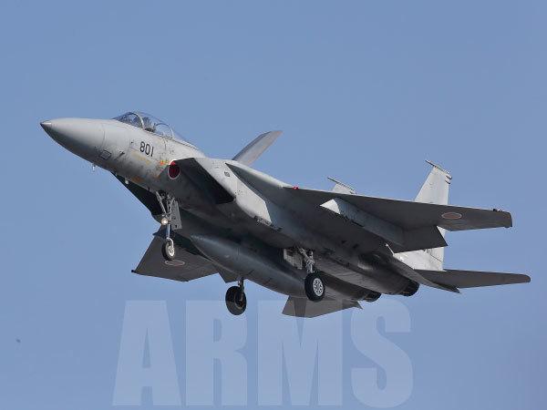 岐阜基地 F-15J #801