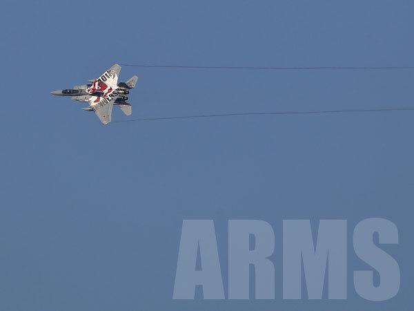F-15 天狗 304飛行隊 記念塗装