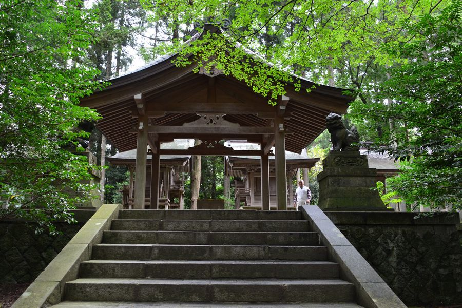 弥彦神社-5