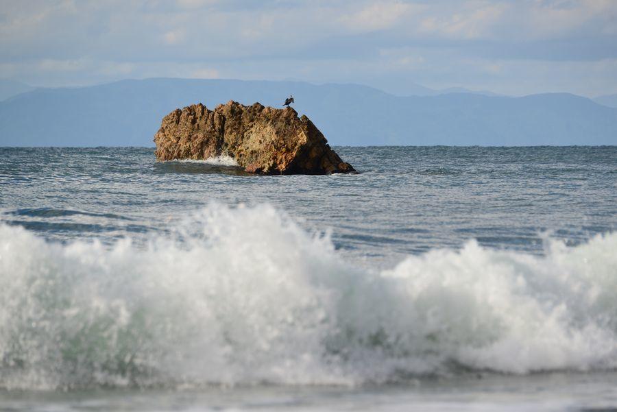 晴れていた海岸-3