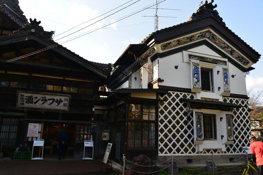 摂田屋の蔵-4
