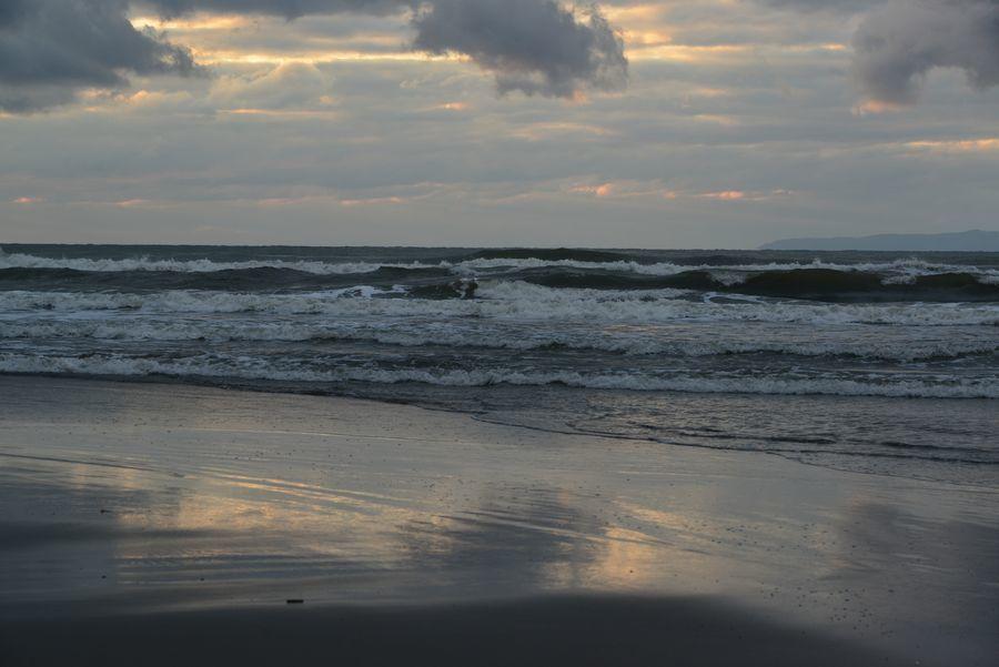 夕陽の無い海-2