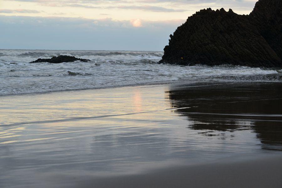 夕陽の無い海-3