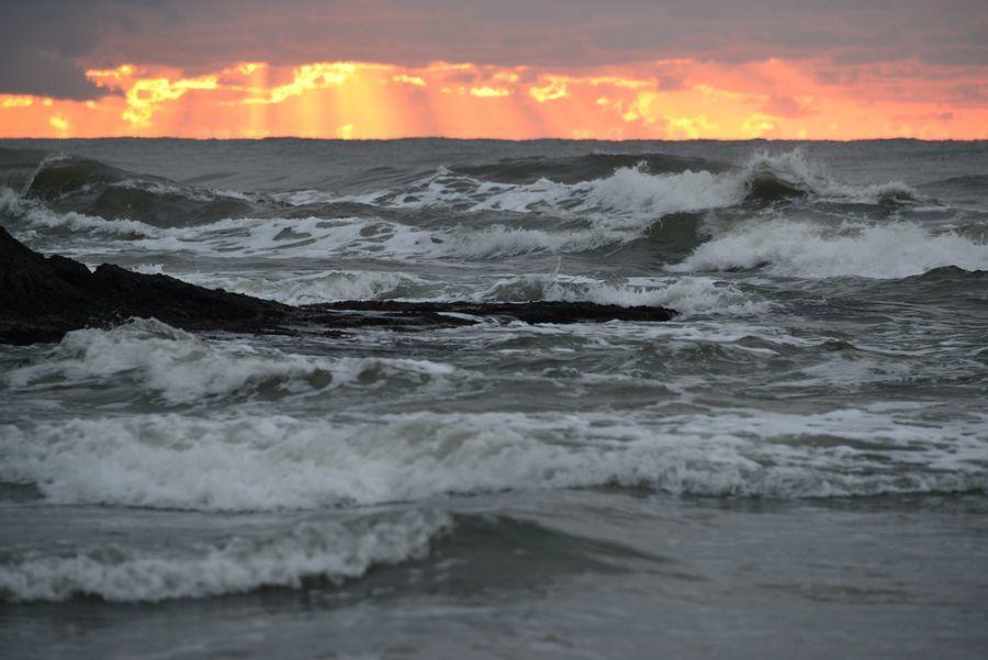 夕陽の無い海-6