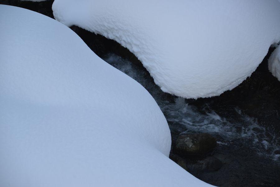 雪帽子と水-4