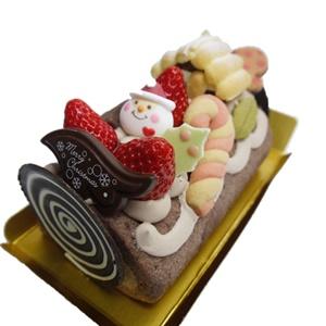 チョコノエルロング2800円