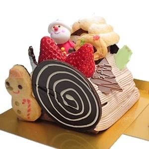 チョコノエルハーフ1600円