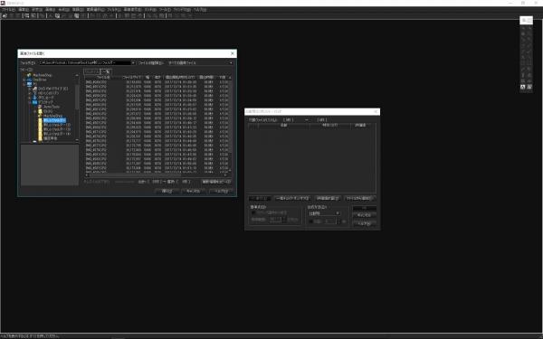 1_SI7による奇数RAW画像の明比較コンポジット
