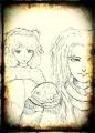 レネとユリ