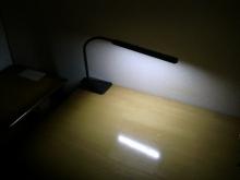 ニトリ LEDデスクライト PIAZZA(C-1 BK) (1)