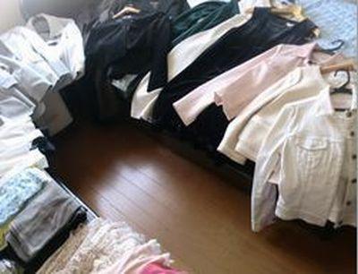 衣類の断捨離1