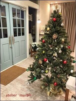 クリスマスツリー 180㎝ 存在感あるよ