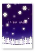 静かな夜- 雪 -