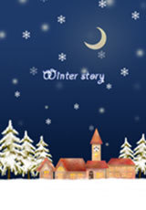 ●冬物語(紺)