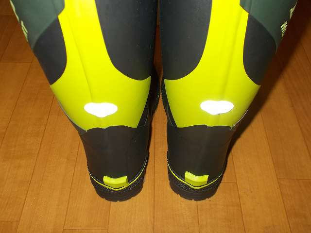 DUNLOP DOLMAN MOTORSPORT ダンロップ ドルマン G298 軽量防寒長靴 夜間歩行時の安全性を高める反射材付き