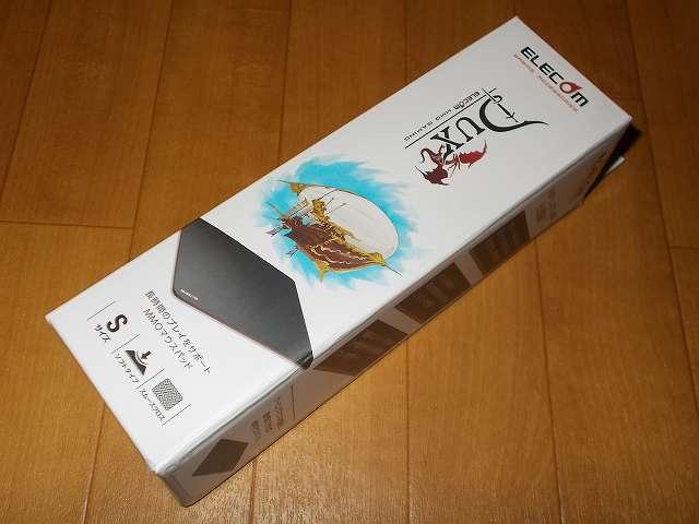 人工大理石のまーぶるめん台でニチアス カグスベール トスベールが削れないようにするため、エレコム DUX MMO ゲーミングマウスパッド MP-DUXSBK A4 サイズ 購入