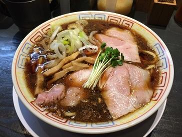 20171219_サバ醤油ラーメン